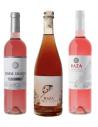 "Pack ""Rosés"" - Descubra a variedade dos Rosés"