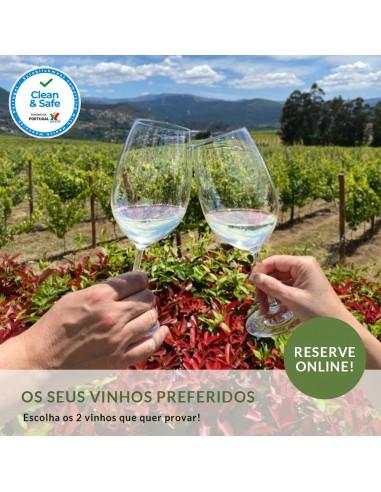 Experiência 4 - Os seus vinhos...